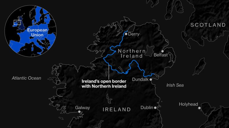 May edges toward 'specific solutions' for Irish #Brexit dilemma https://t.co/YSUYWjuOJs via @DaraDoy