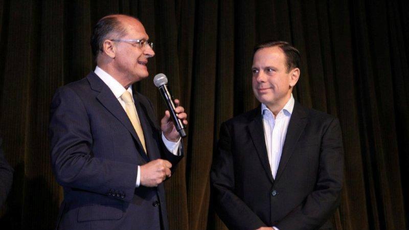 Alckmin diz que se prepara para concorrer à Presidência da República https://t.co/94kHMc86So