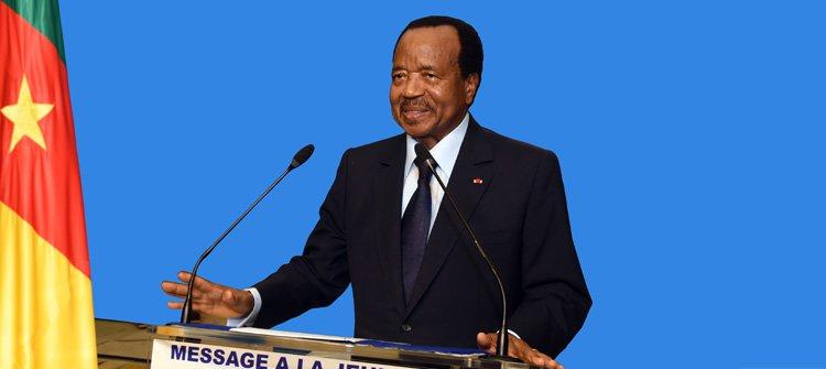 Notre jeunesse constitue un atout majeur pour le devenir de la nation. Elle est nombreuse […]: https://t.co/lYOIStyJQO #PaulBiya #Cameroun