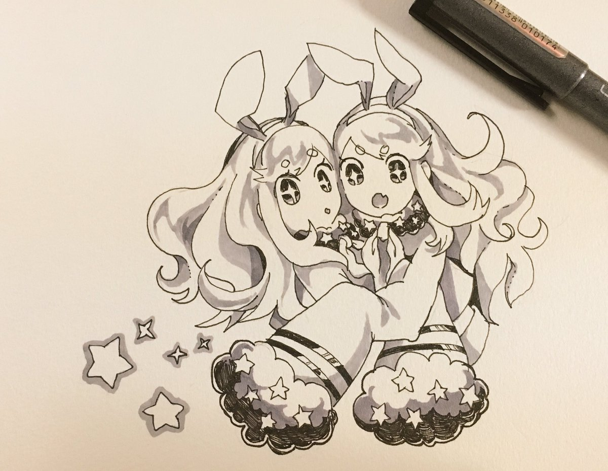 ニアノア⭐️🌟💫 https://t.co/Elq0ouDiwB