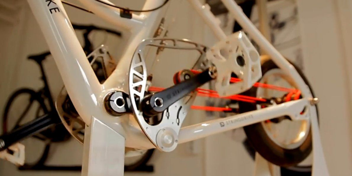 a1d248dd253 #Stringbike is making #bikes with strings instead of a chain because  they're more 'efficient and cleaner'. https://buff.ly/2kZ06vJ  pic.twitter.com/ ...