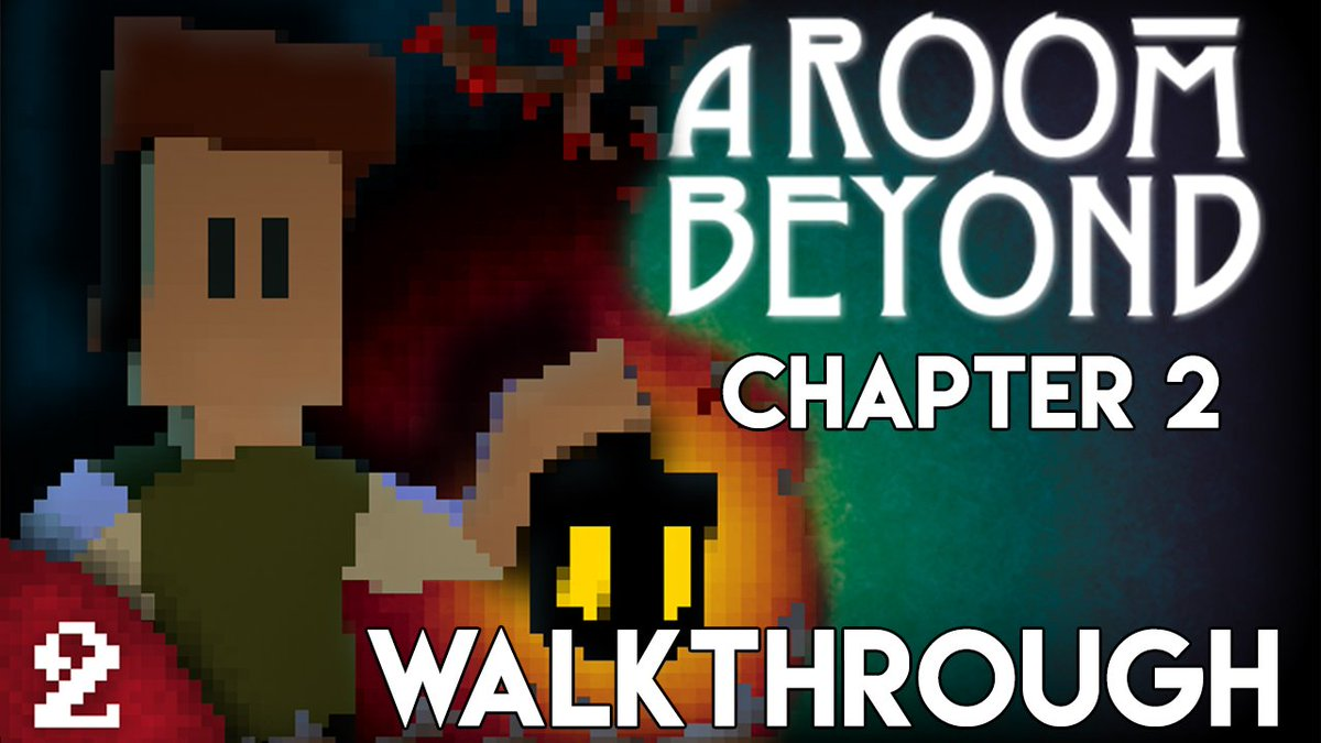 Here&#39;s Chapter 2 #Walkthrough of #indiegame #ARoomBeyond a #pointandclick #adventuregame #smallyoutuber #videogame   https:// youtu.be/q-7pMGEXCr0  &nbsp;  <br>http://pic.twitter.com/OCQQTjPNaL