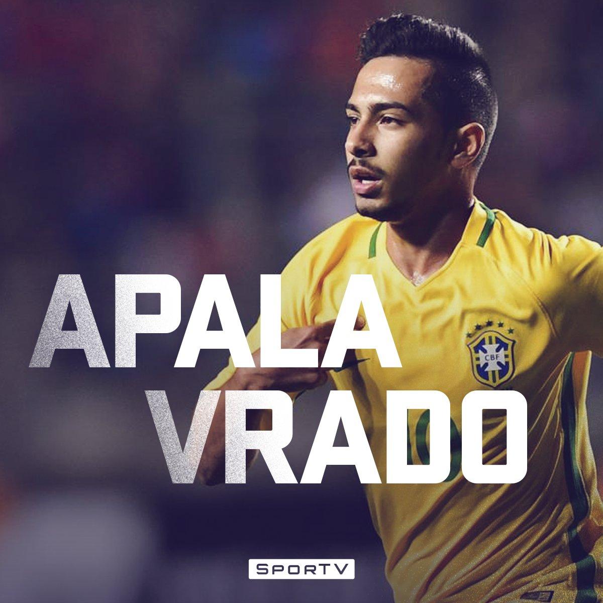 Segundo a imprensa espanhola, o meia Alanzinho, do Palmeiras, está apalavrado com o Real Madrid! Vai fazer dupla com Vinicius Junior?