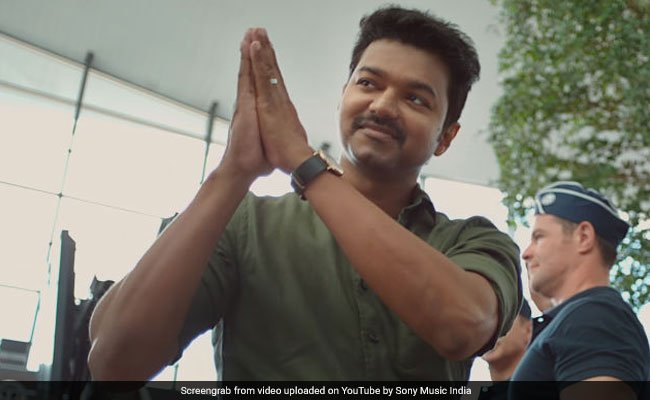 BJP slams #GST references in Tamil film #Mersal, wants dialogues delet...