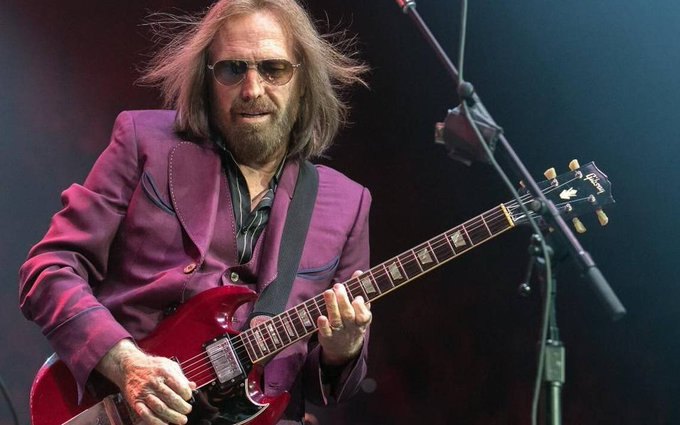 Happy birthday to the late great Tom Petty. Still get chills when I hear his music on the radio. to the legend.