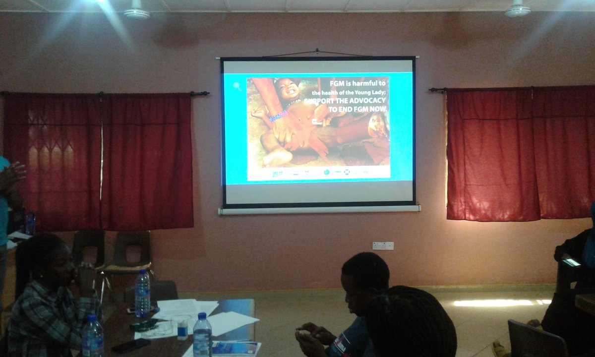 Today,  we&#39;re reviewing #advocacy  messages to be used for the #GUSO Project #cse @YAMghana @KorieUNFPA @raphael_amuri @HFFG2001 @cmghana<br>http://pic.twitter.com/5Cics5BsFY