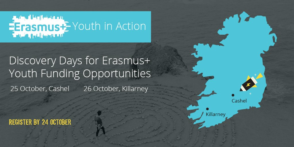 #DiscoverEPlus will be in @ywitipp on 25/10 @TipperaryTimes @TipperaryETB @ywirl. Great opportunities for #Youth:   http:// bit.ly/2hSunHO  &nbsp;  <br>http://pic.twitter.com/P0pIFdFWj9