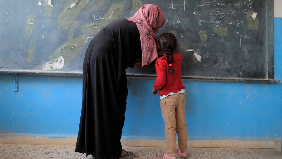 In Syria, all girls want is safety and school https://t.co/d7kdgimqF4