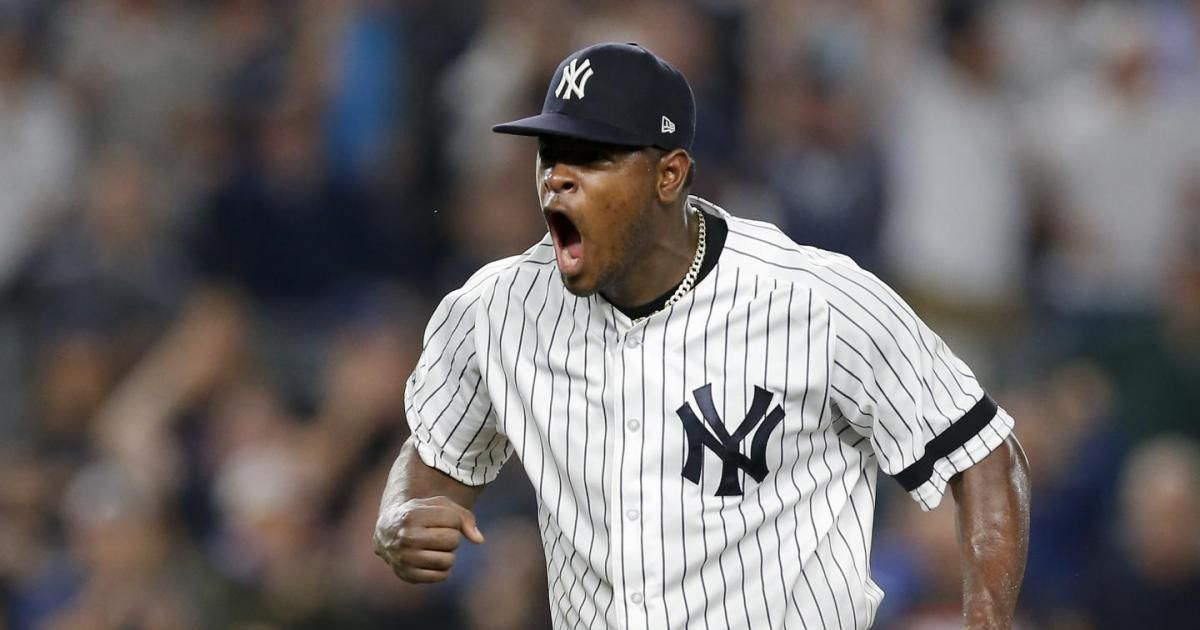 CONQUER THE WORLD! Luis Severino looking forward to opportunity to pitch Yankees into Fall Classic - @PeterBotte https://t.co/69ujew39P3