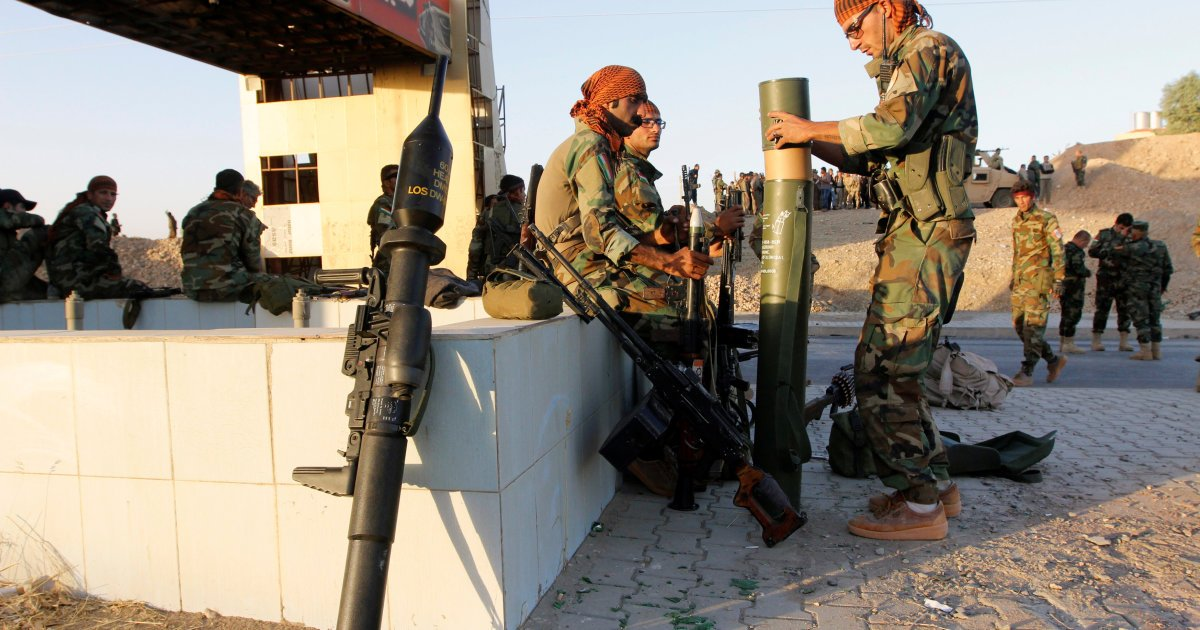 Iraq, scontri a #Kirkuk fra Peshmerga e l'esercito governativo di Baghdad https://t.co/TPZPZU74CT