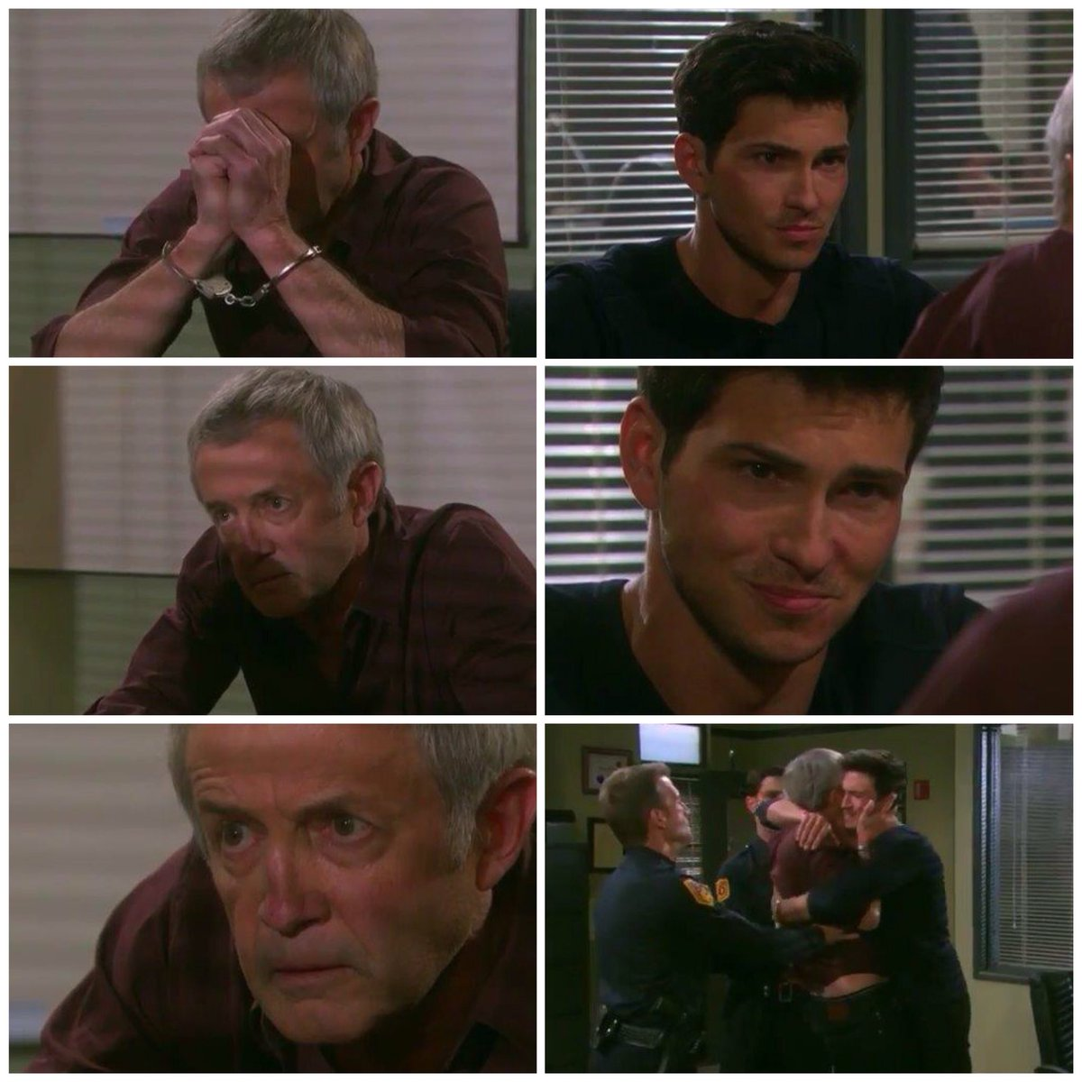 #OnThisDay in 2015, James Read last appeared as Clyde Weston, ending a 1 year run #Days @jamzread @MrRobertScott<br>http://pic.twitter.com/5DVOsmantN