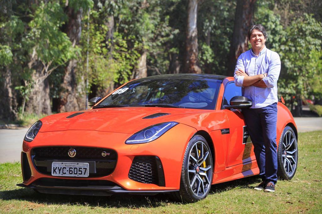 No blog @voandobaixo, Cacá Bueno é o novo embaixador da Jaguar no Brasil. Leia: https://t.co/uyNLtcXxlC #StockCar