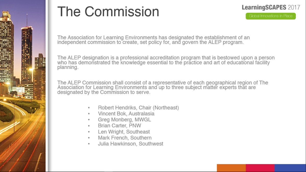 Learn about the Core Competencies of #ALEP in Atlanta - LearningScapes 2017! @a4le2 @wai2303  https:// lnkd.in/ePJGjdH  &nbsp;   #edchat #learnchat<br>http://pic.twitter.com/ppjHBQ6v7r