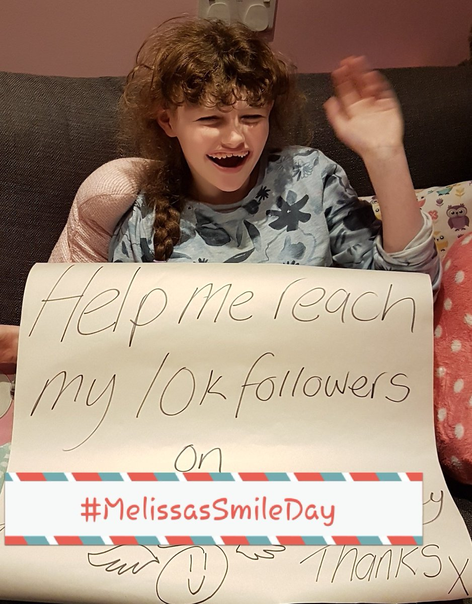 #FollowFriday come on guys lets get me to 10k followers over the weekend lets make every day  #MelissasSmileDay  #Angelmansyndrome<br>http://pic.twitter.com/2xzf7IdYTk
