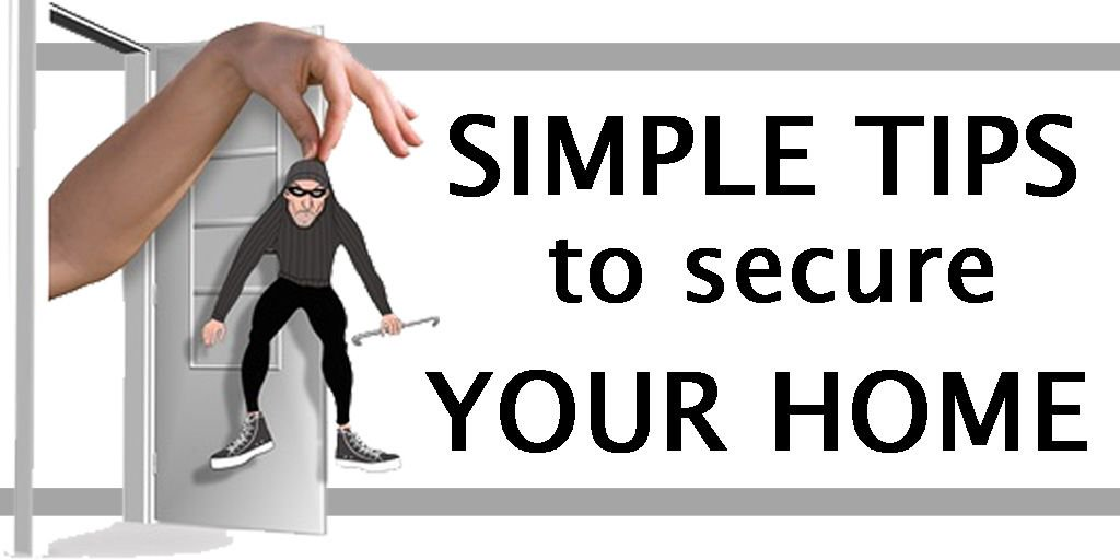 Simple Tips To Secure Your Home  https:// buff.ly/2xONb5m  &nbsp;   #ckont #safety <br>http://pic.twitter.com/wkgwnjiVK4