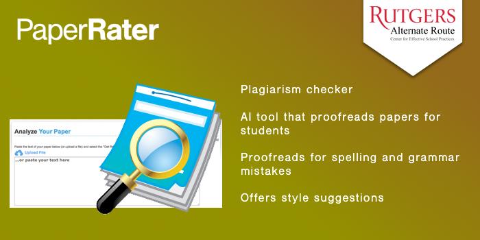 plagiarism papers