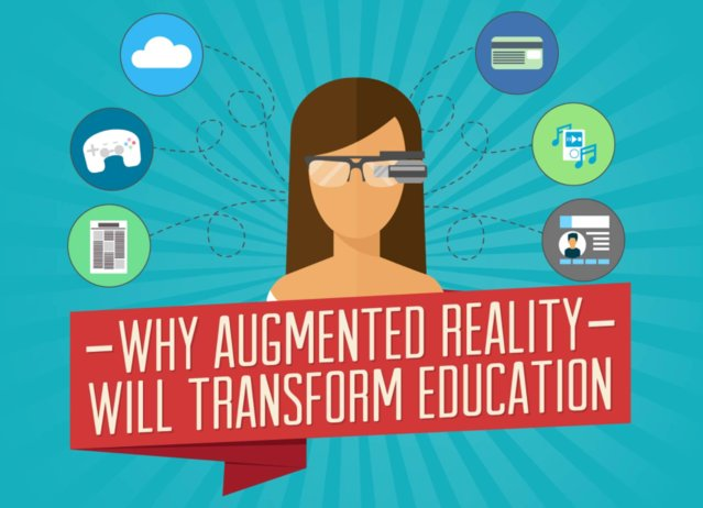INFOGRAPHIC: Why Augmented Reality Will Transform Education #EdTech  http:// autode.sk/2xSYcCN  &nbsp;  <br>http://pic.twitter.com/MBWr5J41CJ