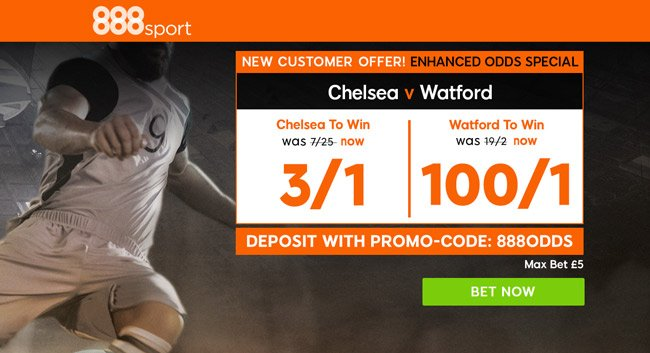 888 Sport Betting Bonus