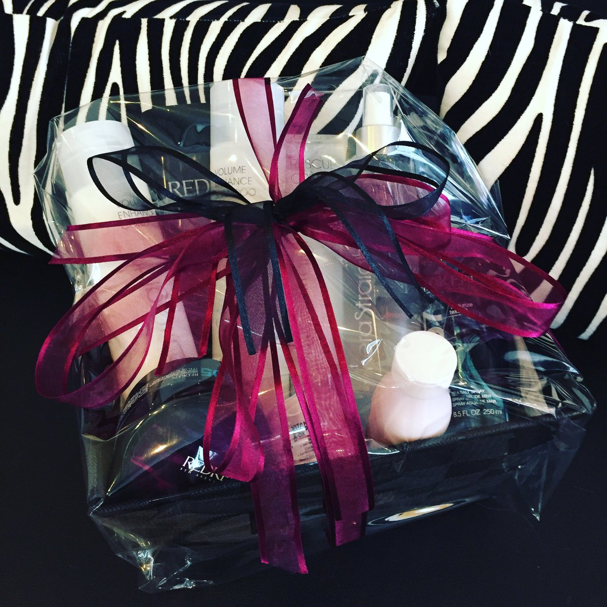 We love to help wherever we can. Raffle prize for Jackie, we hope you raise lots of money #raffle #prize #charity #giftbasket #ribbon <br>http://pic.twitter.com/hT0erROOTL