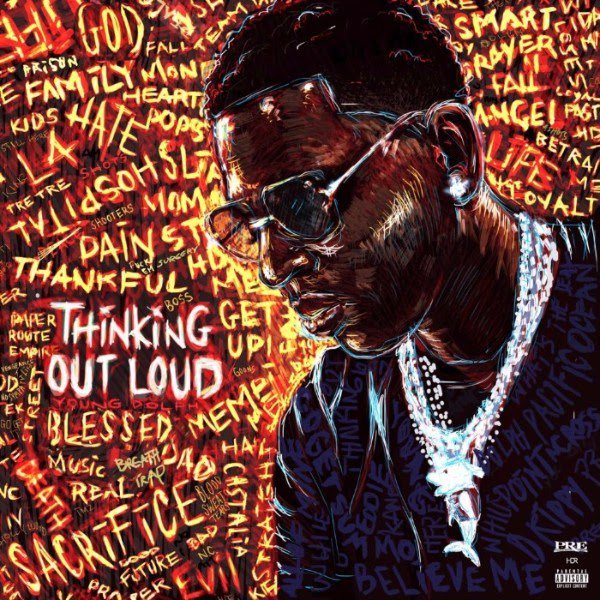 Stream: Young Dolph – 'Thinking Out Loud' https://t.co/WX80XJeL26 http...
