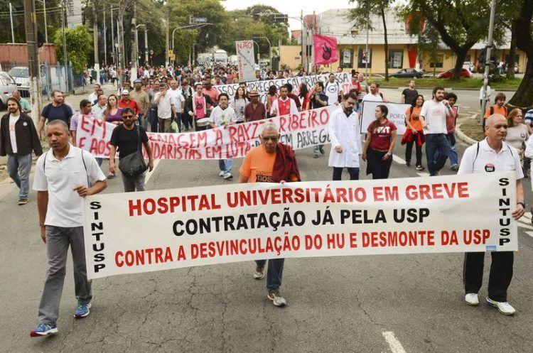 Debate entre candidatos para reitoria da USP aborda Hospital Universitário https://t.co/4jb5wTnI07