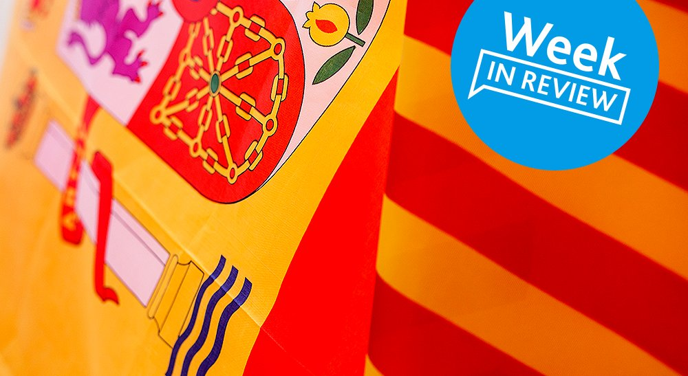 Week in Review: Damage from Catalonia? #thinkingaloud  http:// abdn.am/2zEc8xF  &nbsp;  <br>http://pic.twitter.com/BcydenaewG