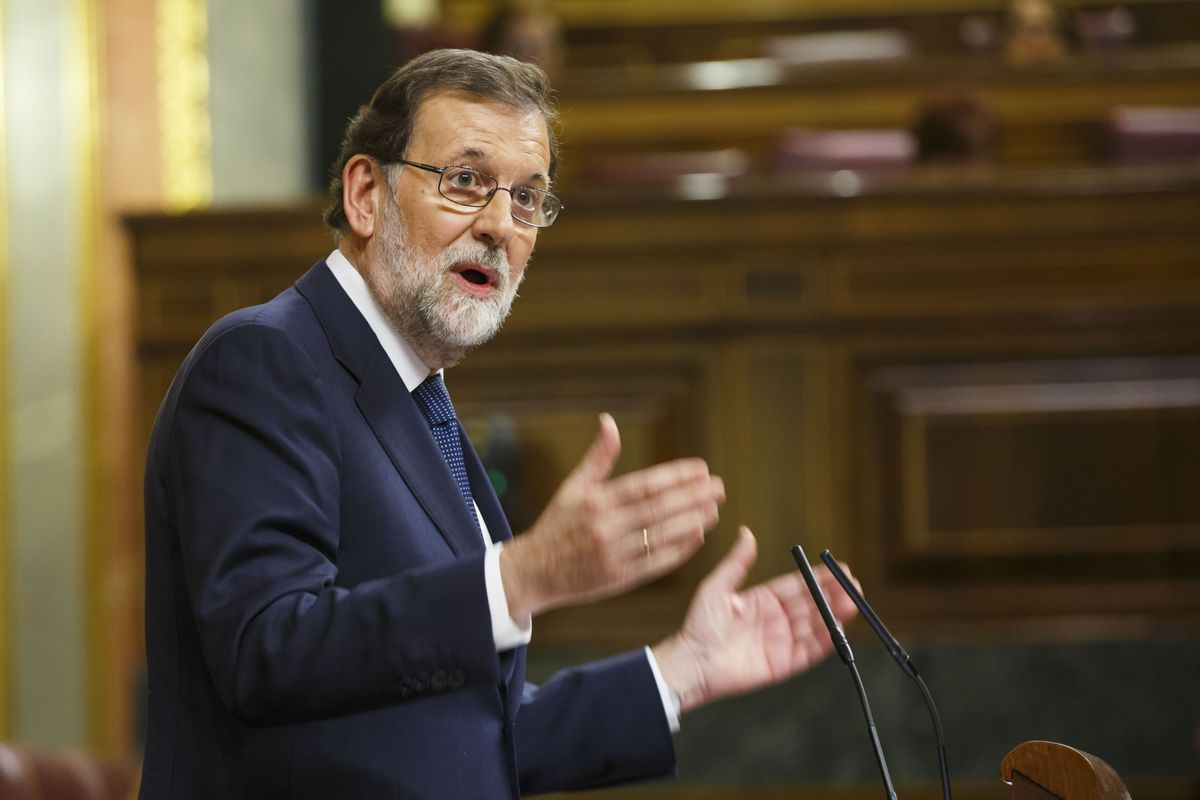 An arcane passage in Spain's constitution is about to shake the country https://t.co/H9m6Ap0P4m