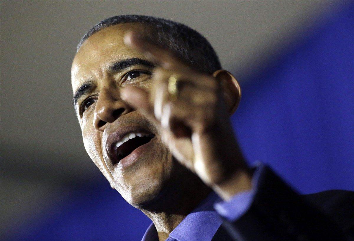 Obama tells Democrats to reject politics of division, fear https://t.co/FcCxSeciqh