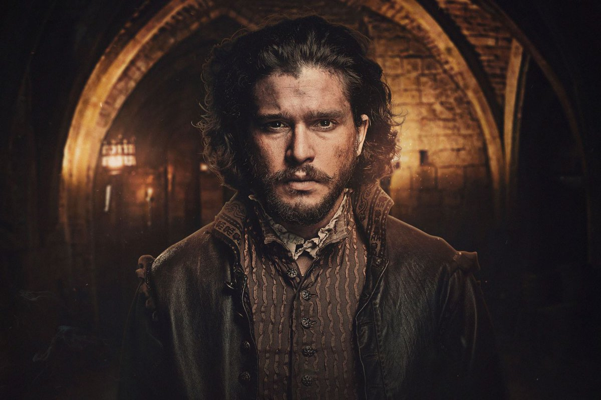 Everything you need to know about BBC One's new Saturday drama #Gunpowder starring #GameofThrones' Kit Harrington. https://t.co/Mhu5vNhpMT