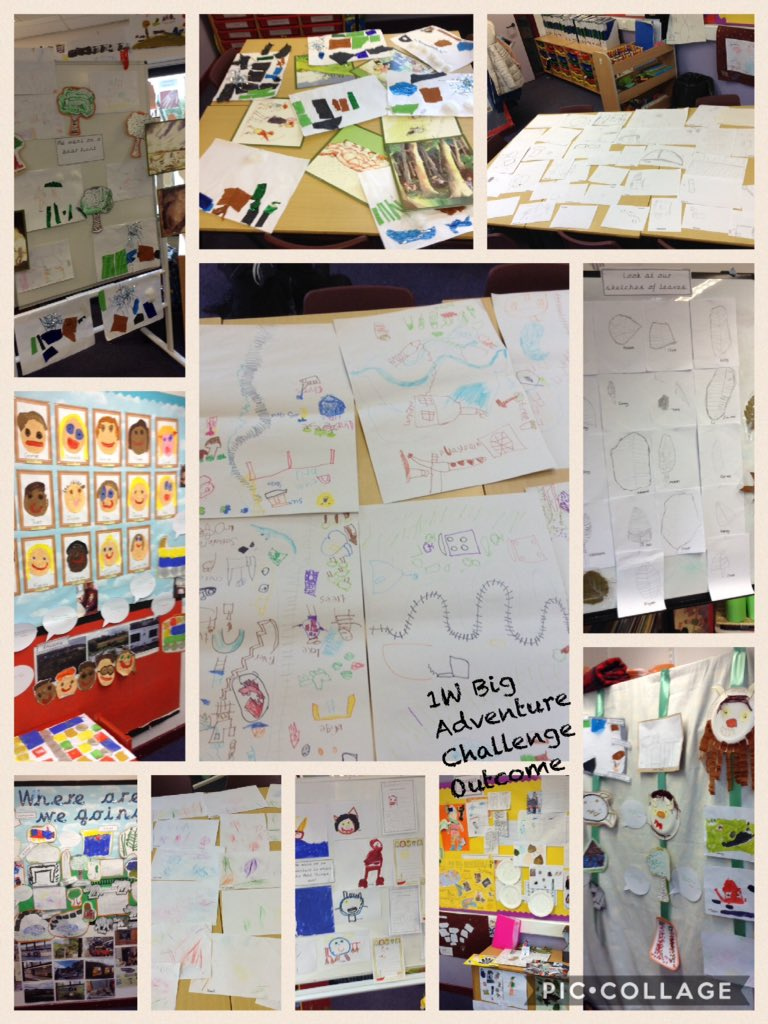 Well done 1W for all your hard work and creating some fantastic artwork for our Big Adventure challenge outcome! #sketching #colourmixing<br>http://pic.twitter.com/6ZEMBDokzv