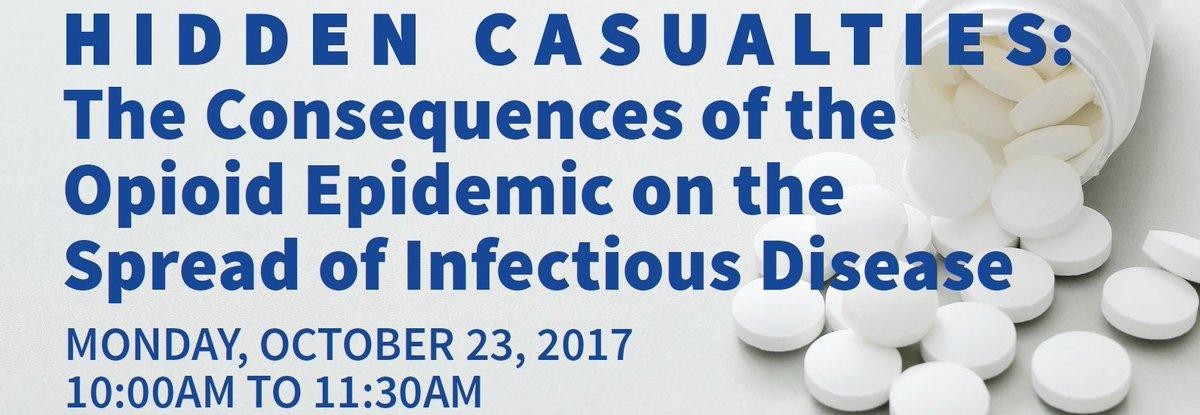Join me, @Surgeon_General, & more public health leaders talking  &  #opioidsMonday #ID10/23 10-11:30AM ET   https://t.co/MRbG9432bw#HIV#HepC