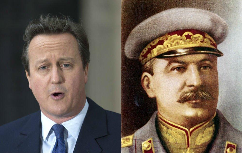 Armando Iannucci's new political satire, 'The Death Of Stalin', hit a bit too close to home for David Cameron https://t.co/gSiiM5xa24
