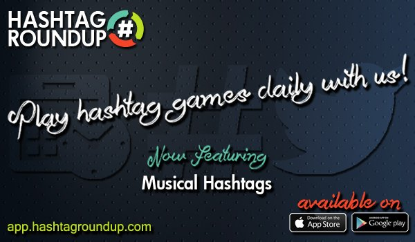 #SendASongToOz is this week's @musicalhashtags with @robyndwoskin @she...