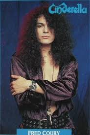 Happy Birthday to Fred Coury, best known as the drummer for the glam metal band Cinderella.