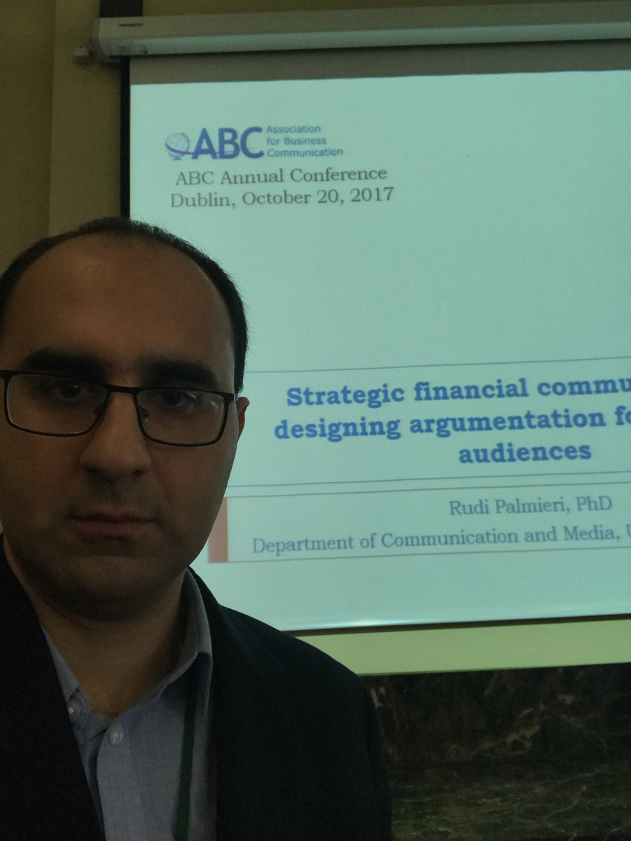 Ready to talk about #strategic #financial #Argumentation at @A4_BC Conf #Dublin. With @niamhbre, @Carlo_Raimondo, A.Rocci  @CommediaLivUni<br>http://pic.twitter.com/HYag72CVLa