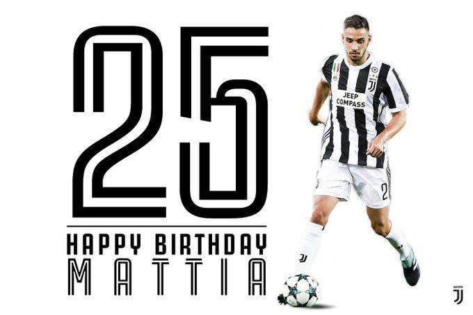 Event:Happy birthday, Mattia!: Mattia De Sciglio celebrates his 25th birthday today
