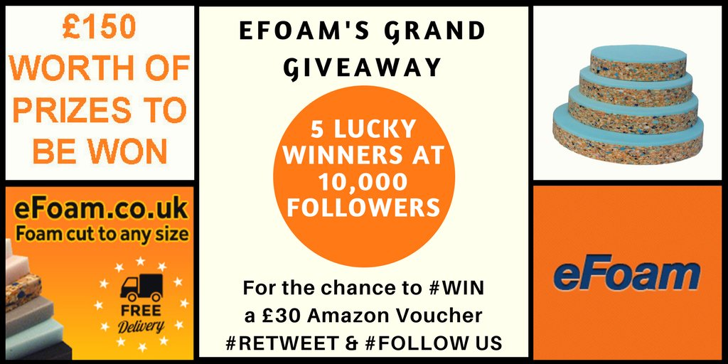 COMPETITION TIME! #Follow us &amp; #RT to #ENTER #WIN #friyay #FridayFeeling #prize #RTtoWin #WinIt #FreebieFriday #Competition #AmazonGiveaway<br>http://pic.twitter.com/oLBNdceiKh
