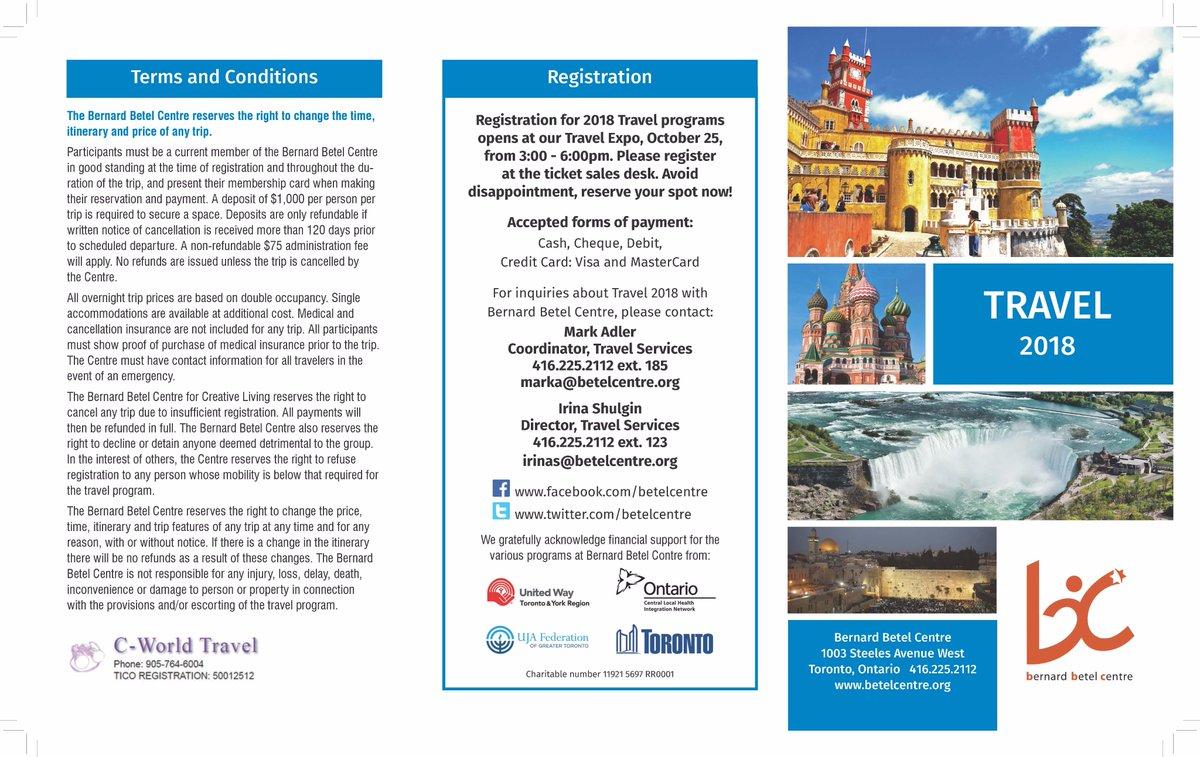 colorado travel brochures