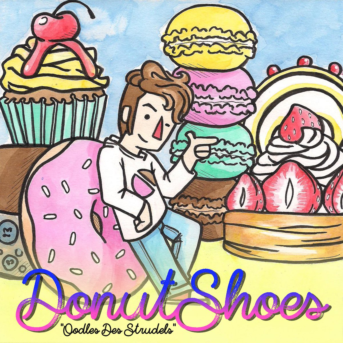 A brand new ska-inspired EP from @DonutShoes coming early next week!    https:// soundcloud.com/cheapbeatsmusi c/donutshoes-oodles-des-strudels-cb080 &nbsp; …  #chiptune <br>http://pic.twitter.com/0em5cBy28h