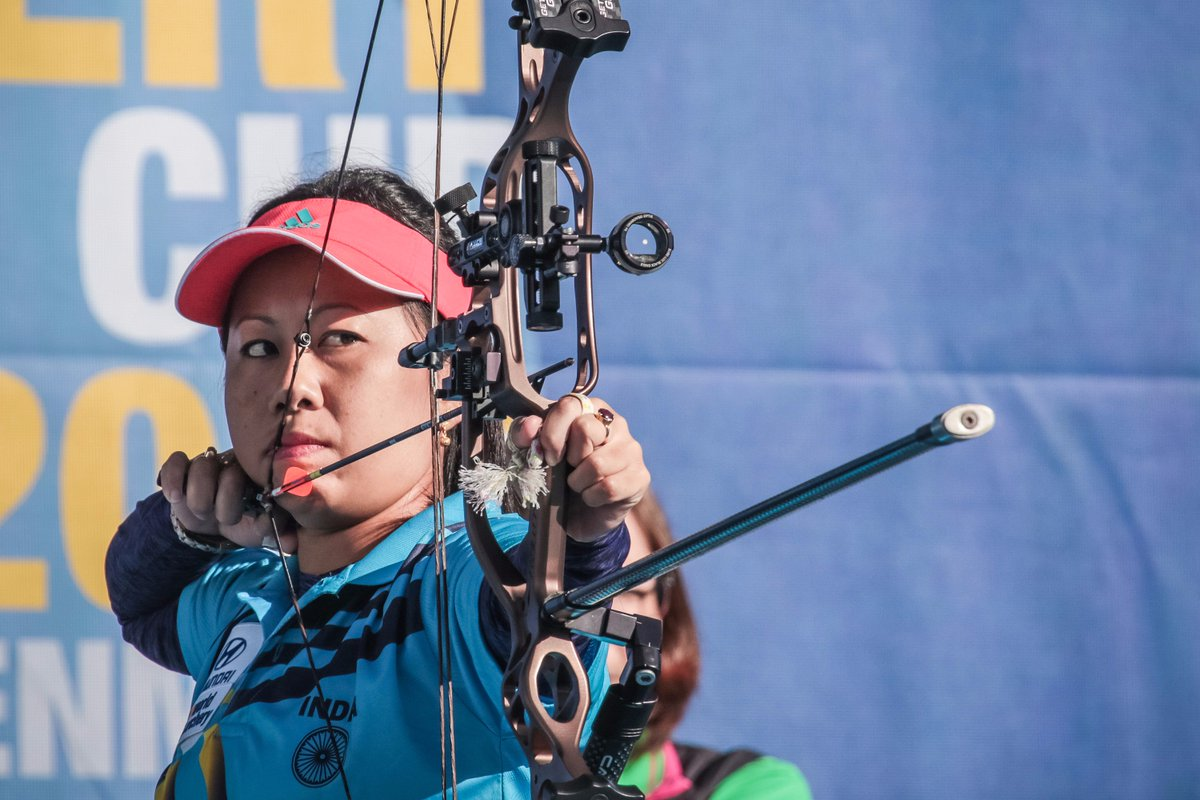 India women's archery team enter final at World Archery Championships...