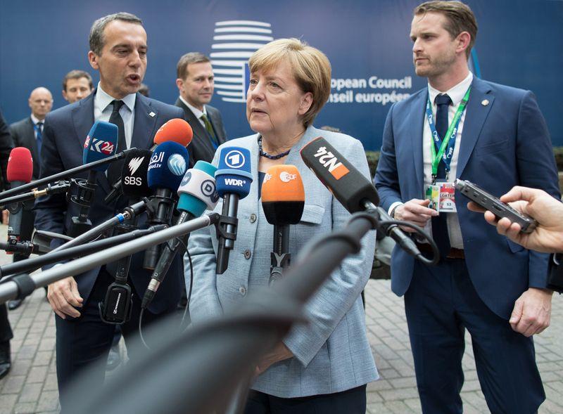 Merkel says EU funds for Turkey may be cut after crackdown https://t.co/b6213PjgoH via @patrickjdo @v_dendrinou