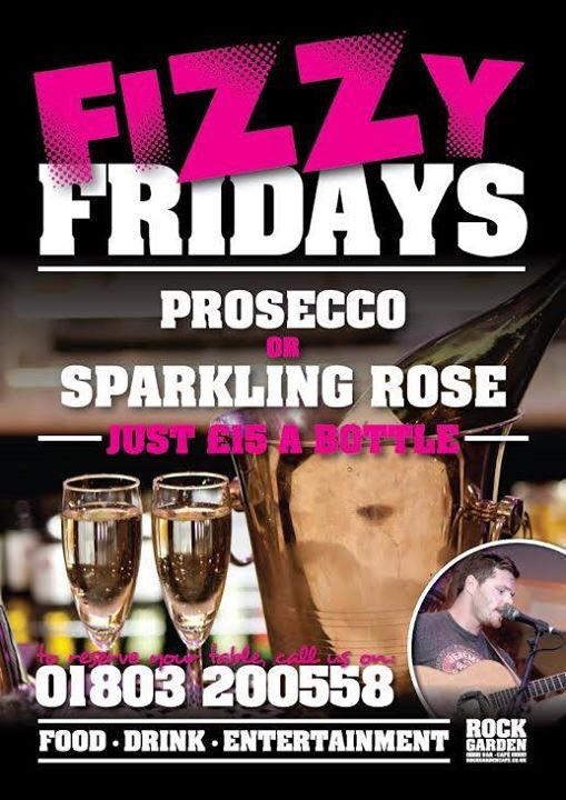 #Friday #Friday #weekend #fizzyfriday #fizzy #prosecco #rosé #wine #drinks #torquay #torbay @BoostTorbay #food #livemusic music<br>http://pic.twitter.com/EWj5mRUTFd