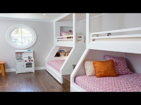 Kids beds bunk