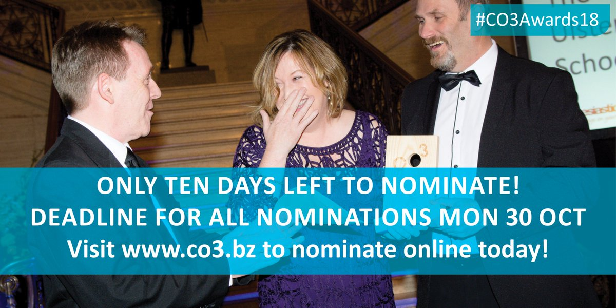 Only 10 days left to nominate an outstanding Third Sector Leader! Click  http:// ow.ly/UZ2q30g17YA  &nbsp;   to view the categories now! #recognition <br>http://pic.twitter.com/MKBkoMqhx8