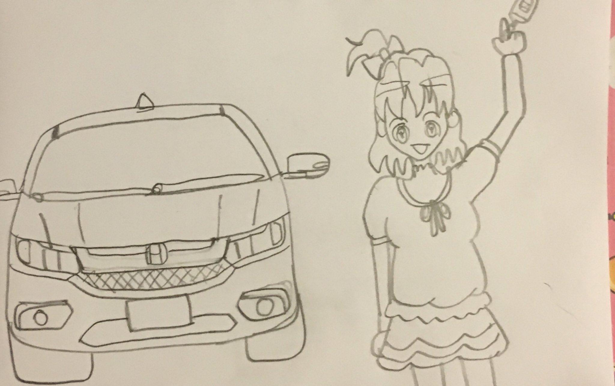 โอโมริ ยูโกะ Σ4 (@Omoriyuko28V4WD)さんのイラスト