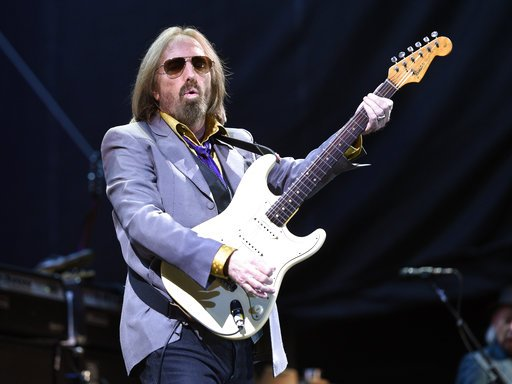 Happy Birthday to Tom Petty in Rock n Roll Heaven.  He would\ve been 67 today.