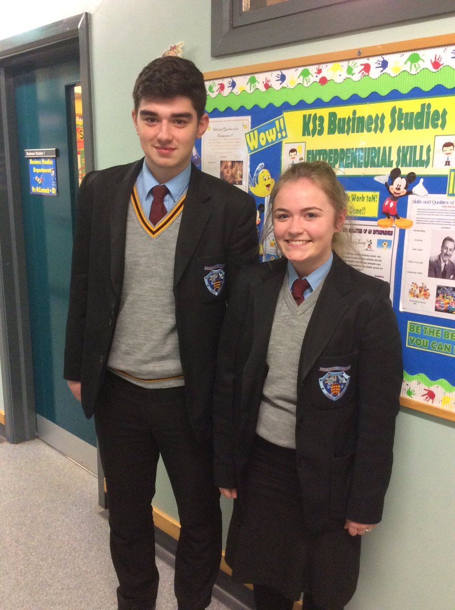 Congratulations to our new MD and assistant of the Yr14 mini-enterprise group @spxhead @stpiusxcollege #enterprise <br>http://pic.twitter.com/EJwXQ6ILm1