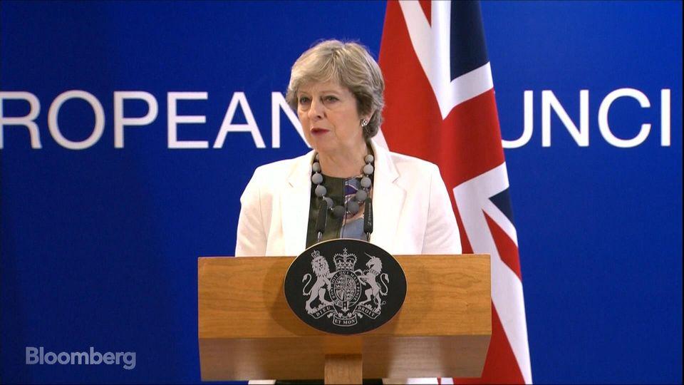 UK's May calls for 'joint effort' with EU on #Brexit https://t.co/kPx2P4kjQR via @bpolitics