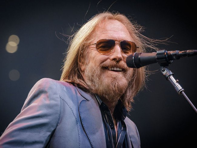 Happy Birthday to legendary rocker, Tom Petty! He would have been 67 today.