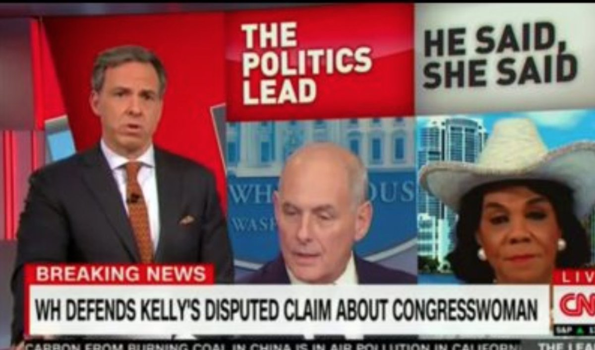 Tapper Calls Out Sarah Sanders: 'One of The Most Shocking Things I've Ever Heard From That Podium' https://t.co/9CF8JeuZtO (VIDEO)